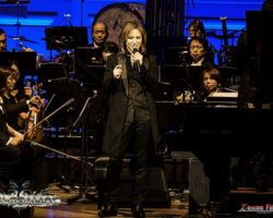 341100429 YOSHIKI live at Carnegie Hall in New York with Tokyo Philharmonic Orchestra on January 12th, 2017