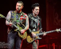 3439465331 Avenged Sevenfold (A7x) Live at – Motorpoint Arena (Nottingham) with support from In Flames & Disturbed on January 18th, 2017