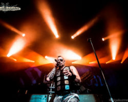 3045200193 Sabaton & Accept, Vicar Street, Dublin, January 10th 2017