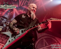 2343803605 Anthrax - O2 Forum Kentish Town, London - 10th February 2017