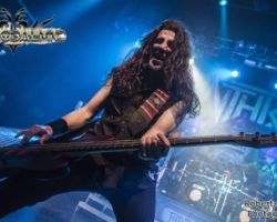 1246558527 Anthrax - O2 Forum Kentish Town, London - 10th February 2017