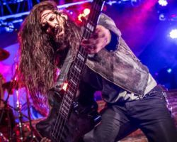 449646650 Pop Evil at The Rave, Milwaukee, WI on February 11th, 2017