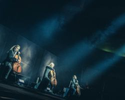 699016468 Apocalyptica at Bridgewater Hall, Manchester, UK on 27th February 2017