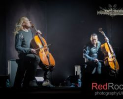 1439367375 Apocalyptica at Bridgewater Hall, Manchester, UK on 27th February 2017