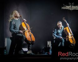 3422469094 Apocalyptica at Bridgewater Hall, Manchester, UK on 27th February 2017