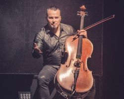 2029108334 Apocalyptica at Bridgewater Hall, Manchester, UK on 27th February 2017