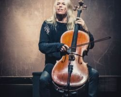 452148002 Apocalyptica at Bridgewater Hall, Manchester, UK on 27th February 2017