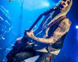 2333320774 Black Star Riders live at O2 Forum Kentish Town, London on 17th March, 2017