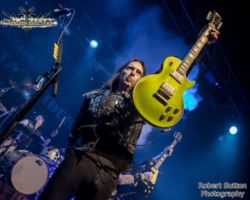 110081886 Black Star Riders live at O2 Forum Kentish Town, London on 17th March, 2017