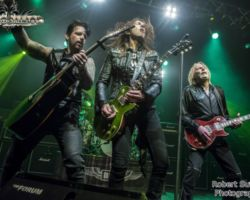 1315944762 Black Star Riders live at O2 Forum Kentish Town, London on 17th March, 2017