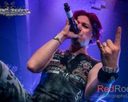 3909770379 Sonata Arctica, Striker and Thunderstone live at Corporation, Sheffield, 23rd March, 2017