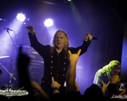 1477687387 UFO and Saxon at BB Kings Blues Club-NYC - Thursday, March 30th, 2017