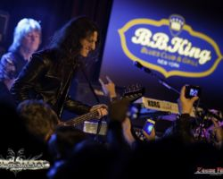 1182219653 UFO and Saxon at BB Kings Blues Club-NYC - Thursday, March 30th, 2017