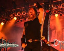 1264135204 Amon Amarth at The Paramount - May 10, 2017 - Huntington, NY