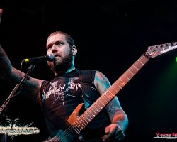 2593255164 Morbid Angel with Suffocation and Revocation, slaying The Gramercy Theatre in NYC on May 29th, 2017, Photos and Highlights
