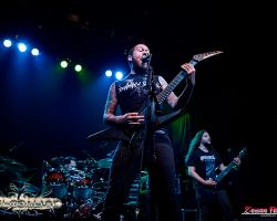 2508958454 Morbid Angel with Suffocation and Revocation, slaying The Gramercy Theatre in NYC on May 29th, 2017, Photos and Highlights