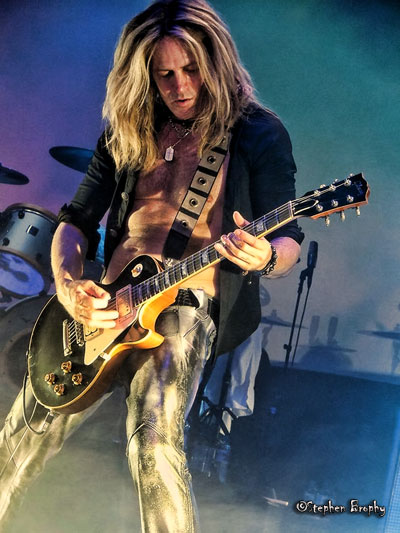 exclusive interview with doug aldrich  guitars