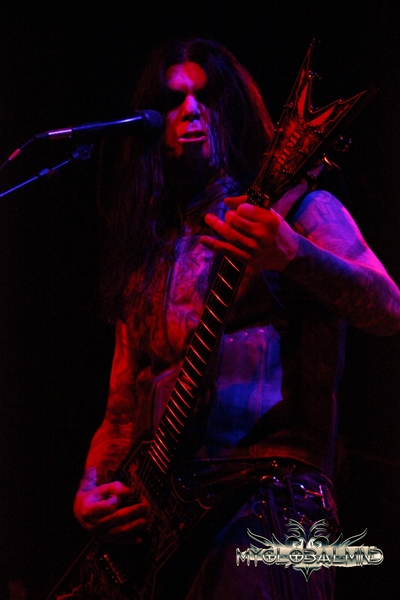 Septicflesh And Fleshgod Apocalypse Live At Gramercy Theatre Nyc On June 24th 2014 Your Online