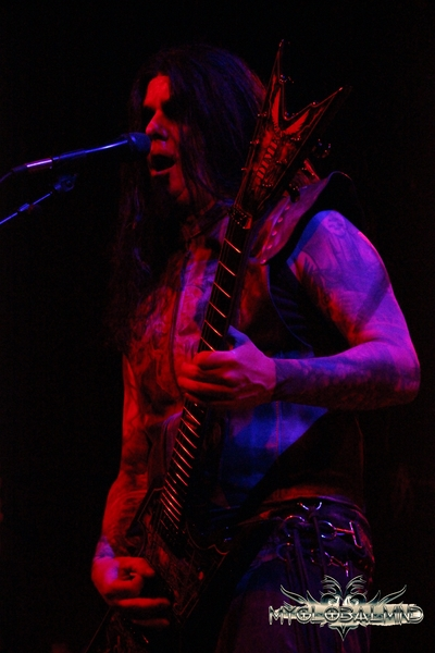 Septicflesh And Fleshgod Apocalypse Live At Gramercy Theatre Nyc On June 24th 2014