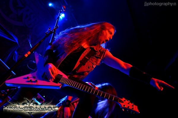 Savage Messiah Band Tour