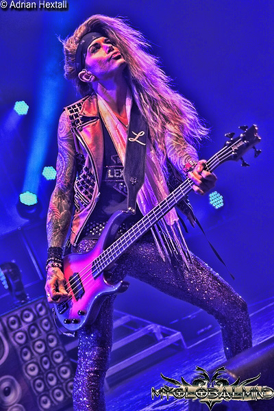 steel panther live at o2 academy brixton uk on march 26th