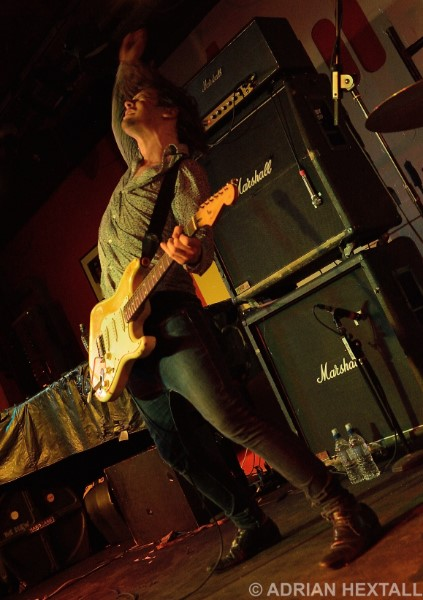 the brew  live at the 100 club  london  april 29 2015 your online magazine for hard rock and