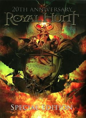 royal hunt 20th anniversary box set cover