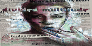 Divided Multitude - Feed on Your Misery Review cover