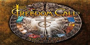 Freedom Call - Ages Of Light _cover