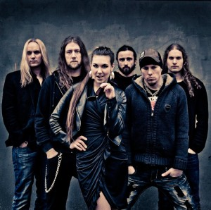 Exclusive Interview with ELIZE RYD (Amaranthe) pic 3