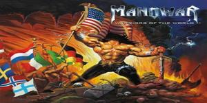 Manowar - Warriors of the World Vinyl LP