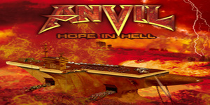 anvil hope in hell cover