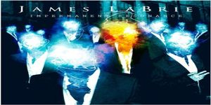 james labrie impermanent resonance cover