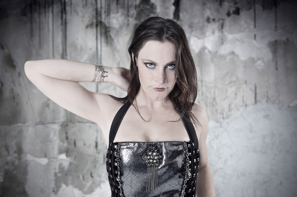 Revamp2013b1 Interview with Floor Jansen (Vocals) (Revamp, Nightwish)