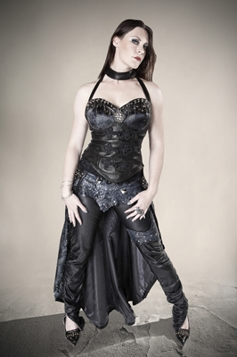 Revamp2013c1 Interview with Floor Jansen (Vocals) (Revamp, Nightwish)
