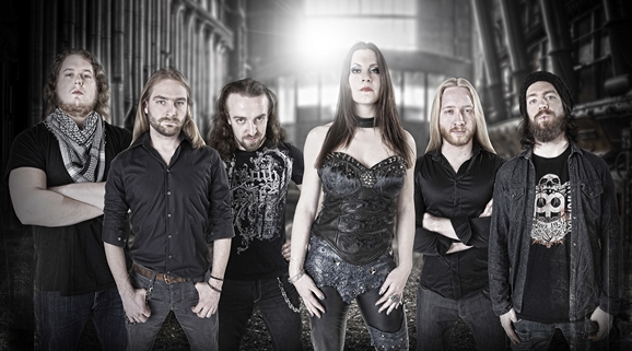 Revamp2013d1 Interview with Floor Jansen (Vocals) (Revamp, Nightwish)