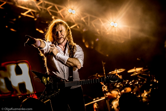 Megadeth Feature Image