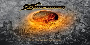 sanctuary_theyearsundied_cover Sanctuary - The Year the Sun Died Review