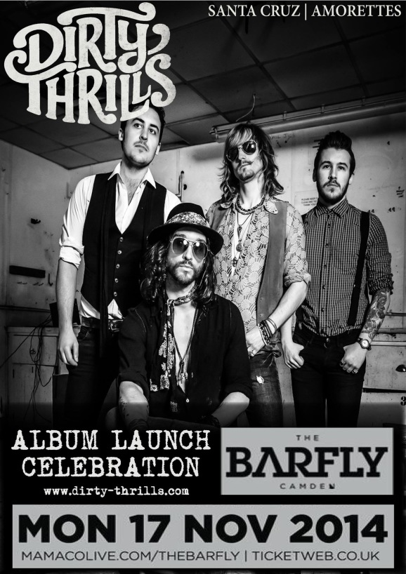 Dirty_Thrills_Barfly_Poster