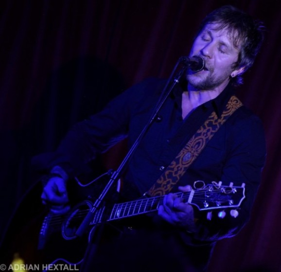 Interview with Tony Wright (Vocals, Acoustic Guitar