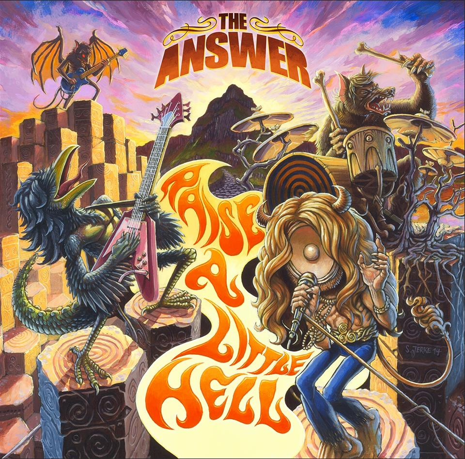 The Answer Live At Whelan S Dublin On March 7th 2015
