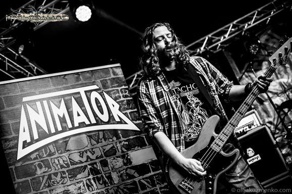 Animator_2 Bloodstock Open Air Festival 2015 Live Review - Sunday August 9th,  Highlights