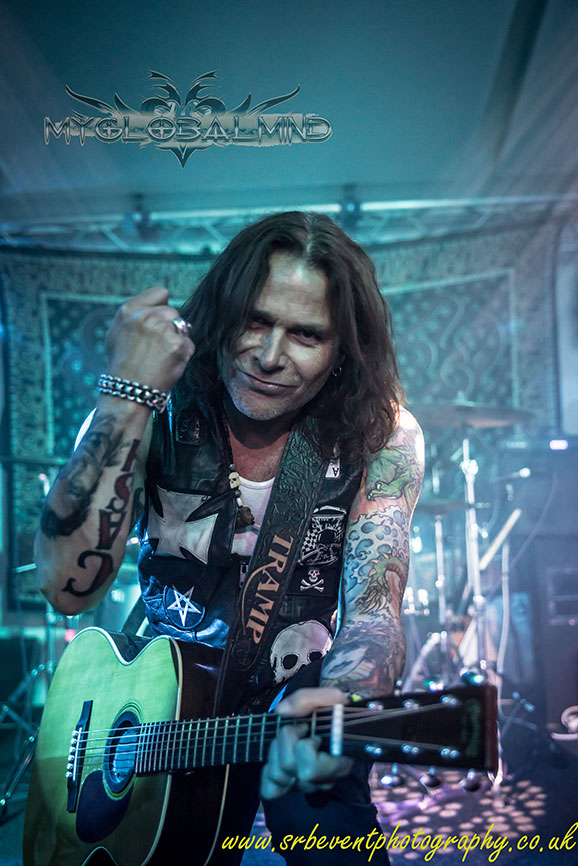 Tramp_9 Mike Tramp live at The Corporation, Sheffield, UK on September 26th, 2015