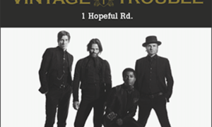 Vintage Trouble Album Art