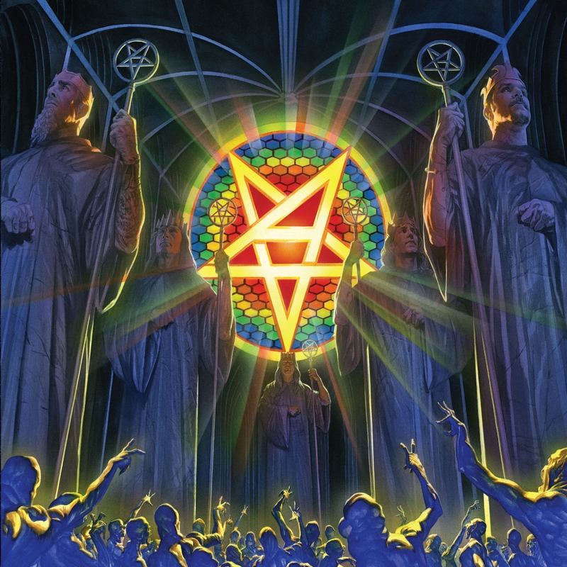 "Anthrax_ForAll-Kings_cover_hi Anthrax Reveal Cover Art for Upcoming Release ""For All Kings"""