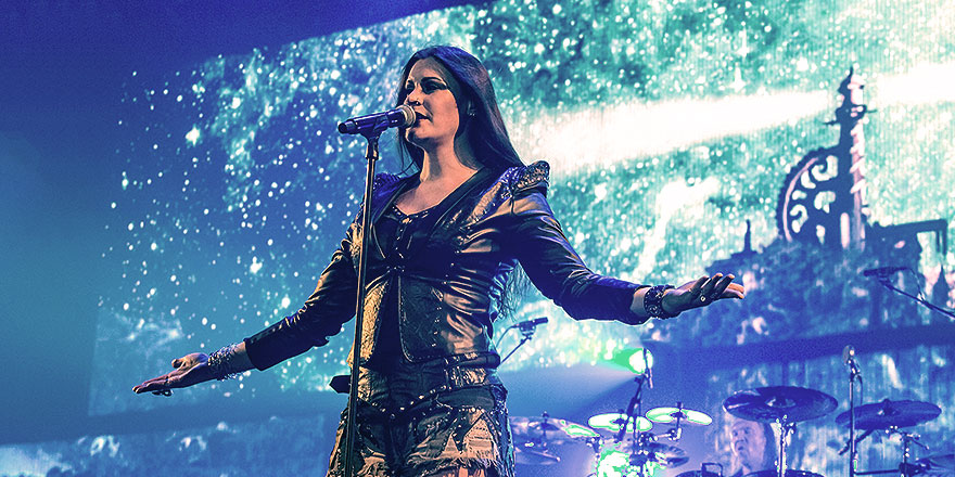 Nightwish, Arch Enemy and Amorphis live at The SSE Arena ...