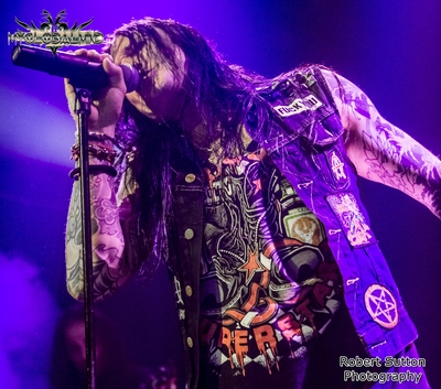 HS_5 The Quireboys live at O2 Academy Islington London on March 25th, 2016