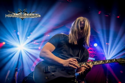 Kaned-3-495x330 Hard Rock Hell United - AOR Review; Friday March 11, 2016