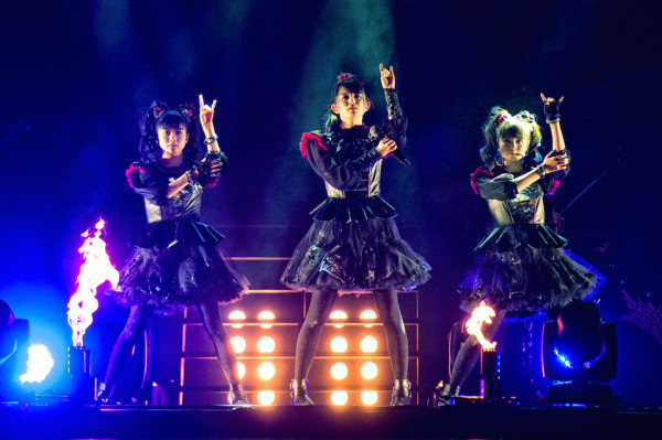 3_re-e1459972303812 Baby Metal live at The SSE Arena Wembley on April 2nd, 2016