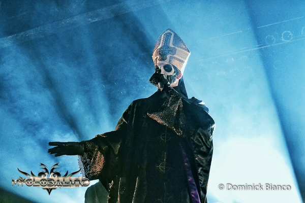 Ghost live at The Paramount_1